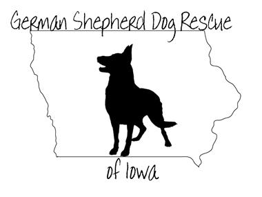 German shepherd rescue in iowa